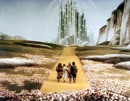 Wizard Of Oz Used In Mind Control